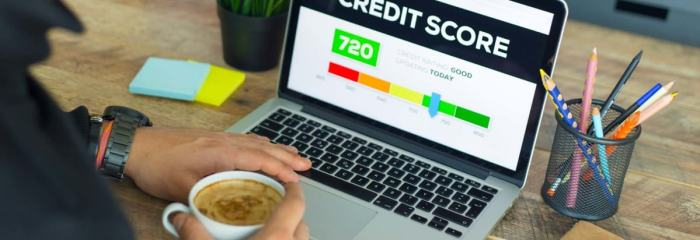 credit score real quick